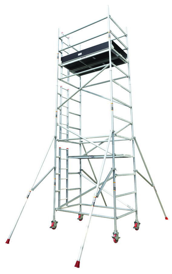 Aluminium Mobile Scaffolding Towers & Scaffold Towers For