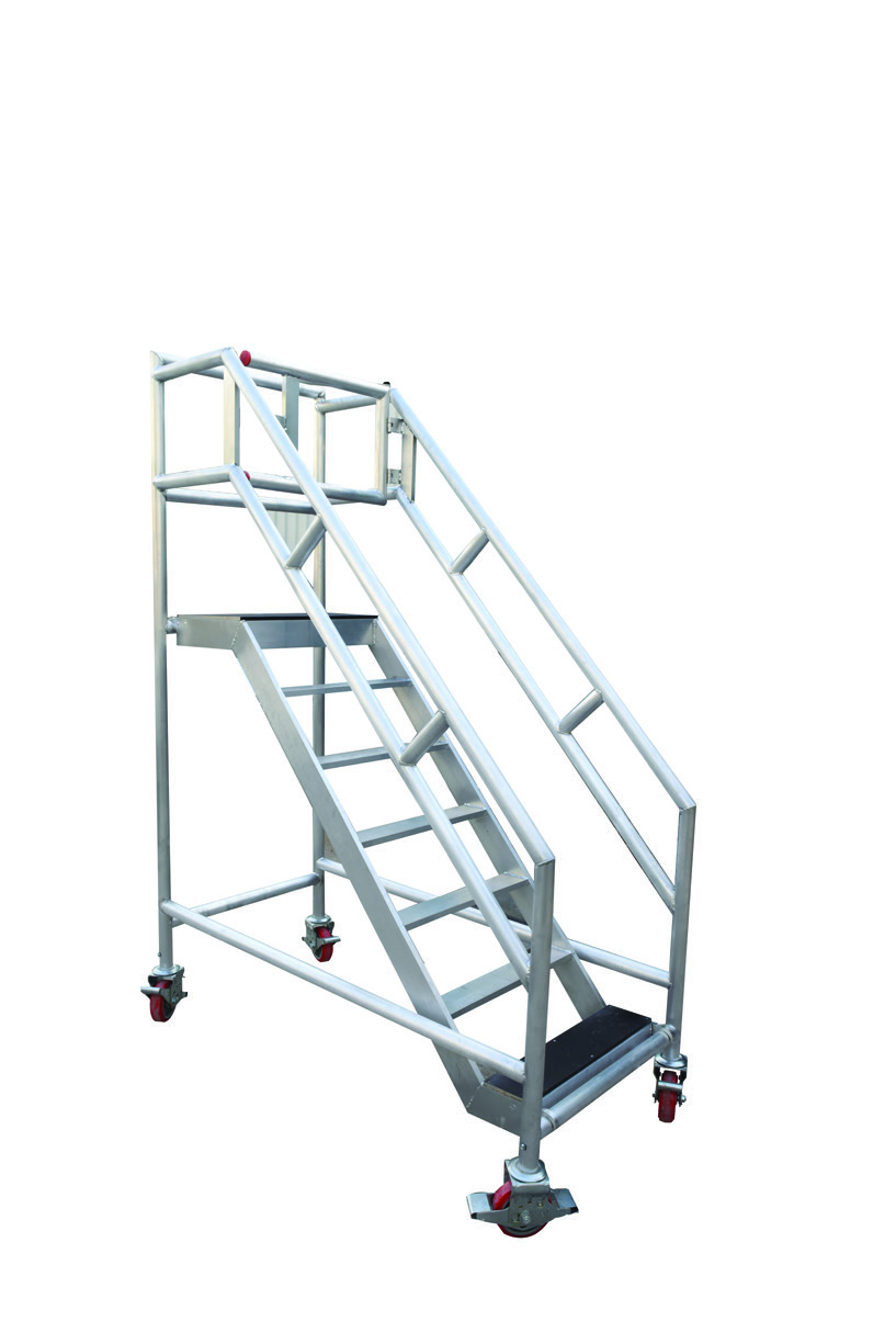 Warehouse Ladder Fixed Type Affixscaffolding